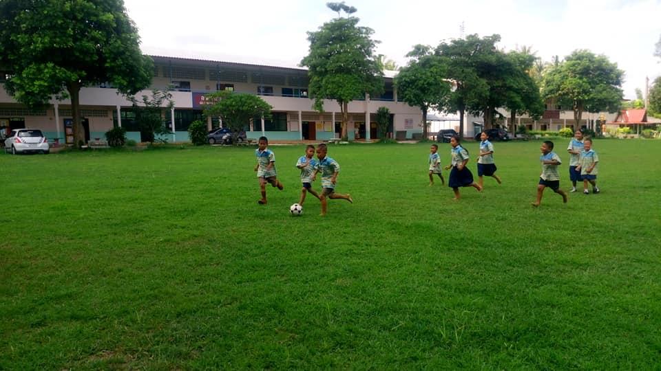 แข่งขันกีฬา